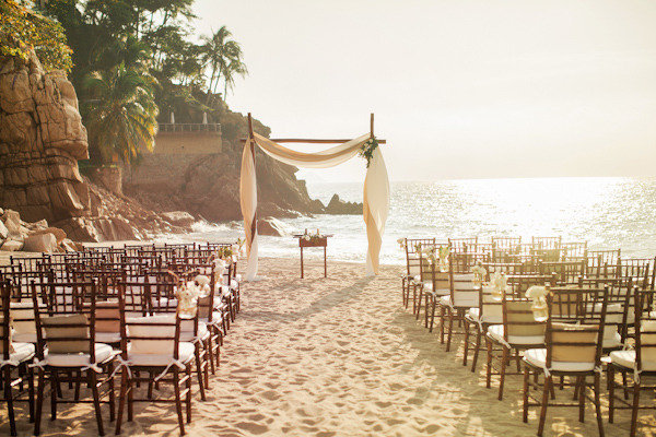 Beach Wedding Inspiration All You Need Is Love And