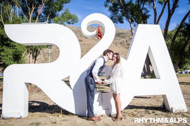 Queenstown marriage celebrant festival elopement